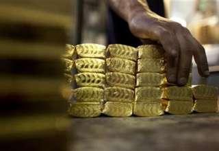 افزایش قیمت طلا برای سومین هفته متوالی/ قیمت طلا به 1238 دلار رسید