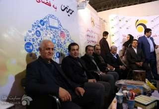 استقبال پرشور فعالان بازار طلا از نمایشگاه طلا و جواهر تهران + تصاویر
