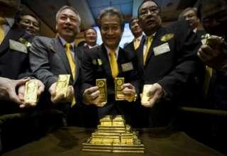 برنامه چین برای افزایش تولید طلا تا سال 2020