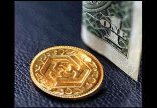 دلار به مسیر کاهشی پا گذاشت/ اونس، سکه را سورپرايز کرد