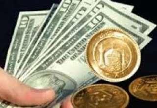 ثبات نرخ ارز و کاهش محدود قیمت سکه طلا/ دلار ۳۷۸۴ تومان + جدول