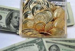بیتفاوتی سکه تمام به نزول اونس طلا/ مرز قیمتی دلار جابهجا شد