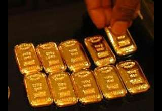فروش تکنیکال در بازارهای جهانی موجب کاهش قیمت طلا شد