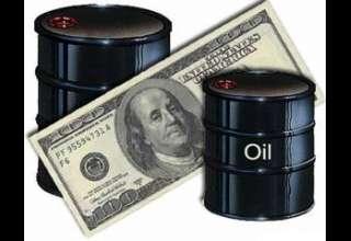 قیمت نفت با کاهش ارزش دلار افزایش یافت