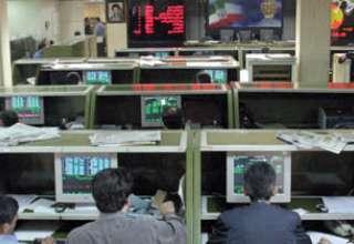 ارزش بازار بورس تهران۳۲۳ هزار میلیارد تومان است