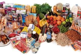 ۳.۵ میلیارد دلاری صادرات صنایع غذایی در سال ۹۶