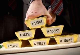 نوسانهای اونس طلا محدود ماند/ اهرم فرانسوی مقاومت طلا