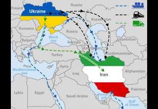 ارتقای مبادلات بازرگانی بین ایران و اکراین