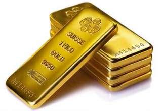 قیمت طلا امروز کاهش یافت
