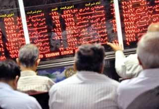 ارزش بازار بورس ۳۲۸ هزار میلیارد تومان شد