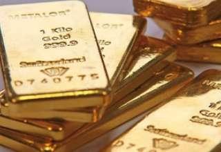 جهش طلا از کف 8 ماهه