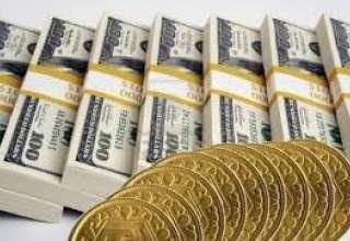 سقوط سکه به کانال پایینتر ریزش/ قیمت دلار رکورد شکست