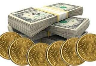 کاهش بهای سکه متوقف شد/ مارپیچ قیمتی در بازار ارز