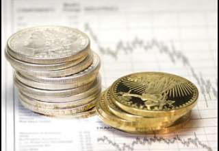 فروش سکه طلا و نقره در بازار آمریکا با کاهش 50 درصدی روبرو شد