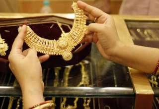 واردات طلای هند 4 برابر افزایش یافت