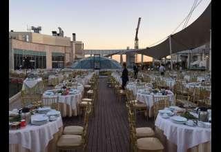 برگزاری مراسم افطاری در اتحادیه طلا و جواهر شمیرانات