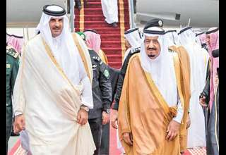 تغییر آرایش سیاسی خاورمیانه