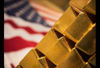 افزایش بهره واقعی اوراق قرضه آمریکا فشار زیادی به قیمت طلا وارد می کند