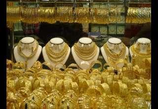 افزایش ۱۷ هزار تومانی نرخ طلا نسبت به سال قبل