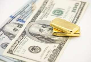 قیمت جهانی طلا به 1254 دلار رسید/رشد 2 درصدی قیمت طلا در هفته گذشته