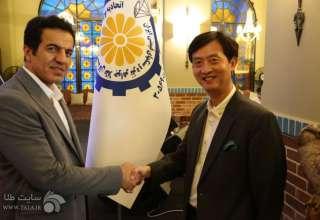 شروع همکاری های طلایی بین شرق و غرب آسیا