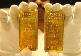 قیمت جهانی طلا فراتر از حد واقعی افزایش یافته است