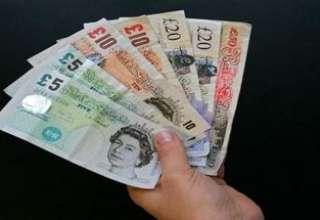 افزایش قیمت پوند انگلیس درپی ثبات دلار