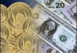 سیر نزولی قیمت ها در بازار طلا و ارز