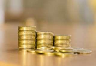 قیمت طلا بار دیگر تحت تاثیر کاهش ارزش دلار با افزایش روبرو شد