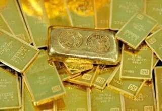 ثبت سومین هفته متوالی کاهشی برای طلا