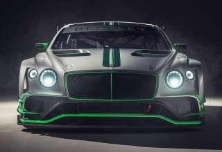 بنتلی کانتیننتال GT3، پیش بهسوی مسابقات 2018