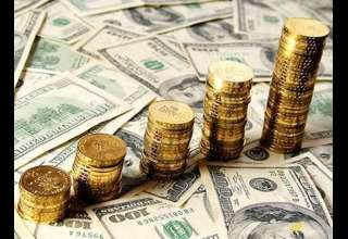 درخشش دلار ، طلا را سر به زیر کرد