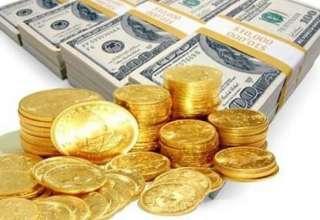 دلار و سکه کوتاه آمدند
