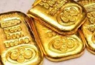 طلای جهانی ۱۲ دلار گران شد