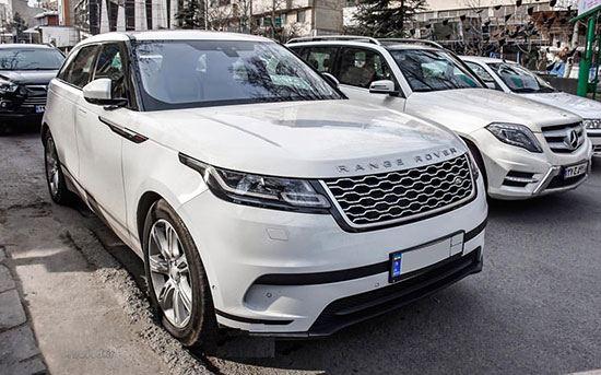 خودروهای خاص و گرانقیمت در تهران (2) + تصاویر
