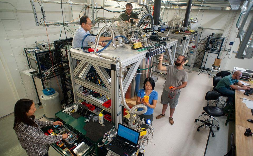 کامپیوتر کوانتومی گوگل و استخراج بیت کوین