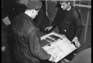 کشف قطار حامل طلاهای آلمان نازی در لهستان