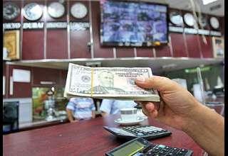 دلار وارد کانال 3500 تومان شد