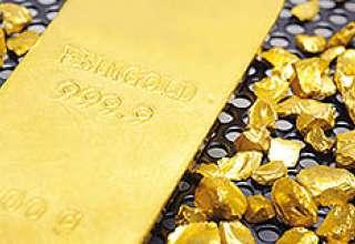 افزایش انتظارات نسبت به بالا رفتن نرخ بهره آمریکا قیمت طلا را اندکی کاهش داد