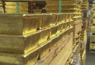 افزایش ذخایر طلای چین تا پایان اکتبر