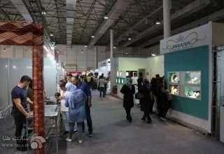 نمایشگاه دوم طلا و جواهر کیش به کار خود پایان داد