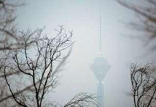 هوای تهران همچنان در شرایط ناسالم قرار دارد