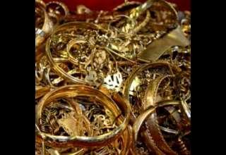 کشف محموله ۸میلیارد تومانی طلای قاچاق