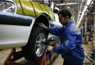 تولید خودرو ۱.۵ درصد افزایش یافت