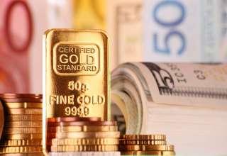 افزایش مجدد قیمت طلا در پی کاهش شاخص سهام و نگرانی درباره تنش های سیاسی آمریکا
