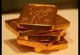 افت چینی قیمت طلا