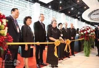 آغاز به کار شصتمین نمایشگاه طلا و جواهر بانکوک