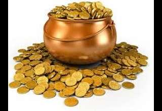 قیمت طلا بار دیگر تحت تاثیر تقویت ارزش دلار آمریکا با کاهش روبرو شد