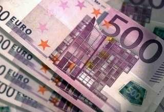 روند یورو پس از ۶ماه کاهشی شد