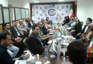 برگزاری نخستین نشست تشکیل کارگروههای تحصصی در اتحادیه تولیدکنندگان طلا و جواهر